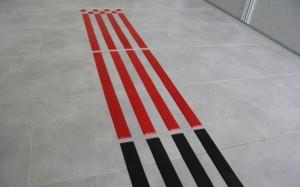 Plastic guiding lines PL-31