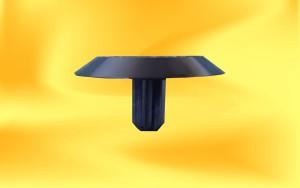 Knoflíky PL-20 s kolíkem