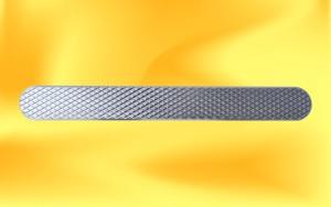 nerezový vodící pásek